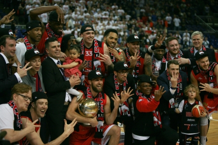The Champions- Leicester Riders