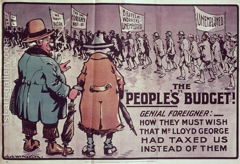 The-Peoples-Budget,-1909